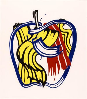 lichtenstein-apple