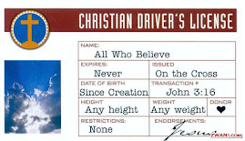 "CHRISTIAN DRIVER""S LICENCE"
