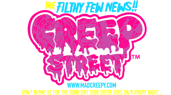 THE CREEP STREET BLOG
