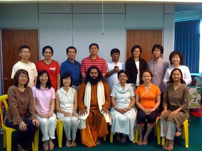 Spiritual Village: June 2008