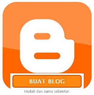 Buat blog menggunakan blogspot