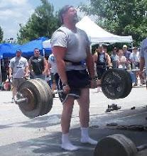 2010 GA Strongest Man