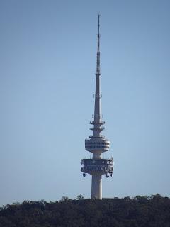 Telstra Tower, Black Mountain, ACT