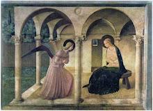 ANNUNCIAZIONE - Arcangelo Gabriele & Maria  (Maryam)