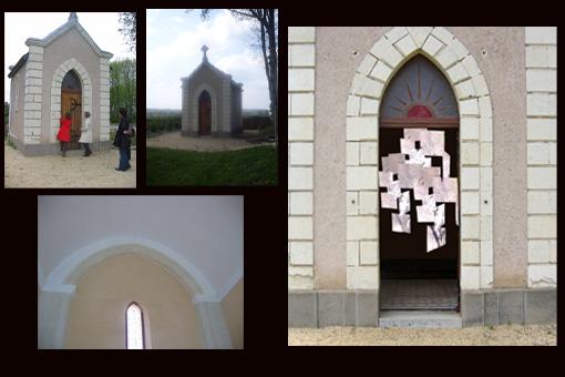 La chapelle du Pey