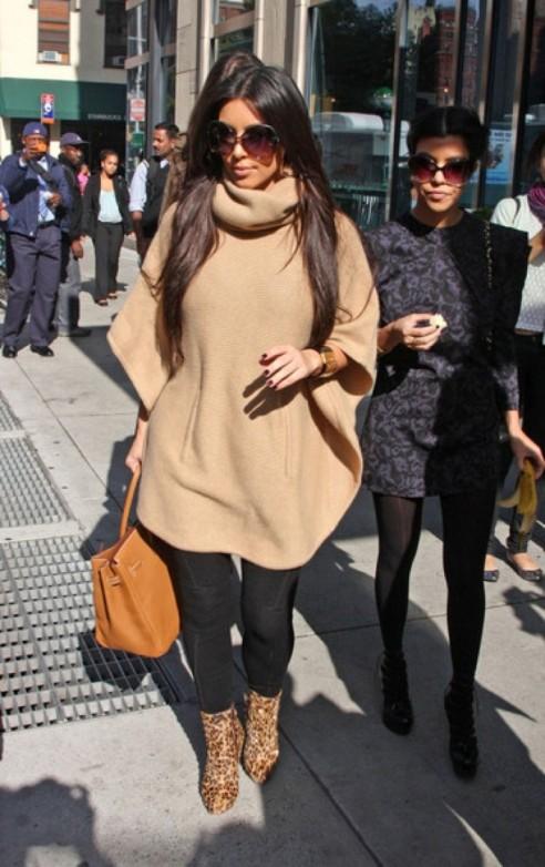 Be Fashionista 2011 Kim Kardashian With Her Birkin Bags
