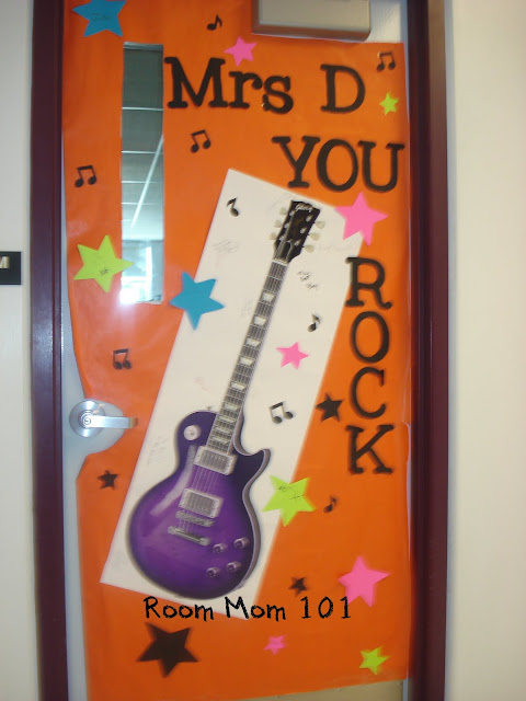 Music Teacher Classroom Decorations : Room mom march