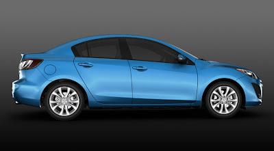 Mazda 3 design