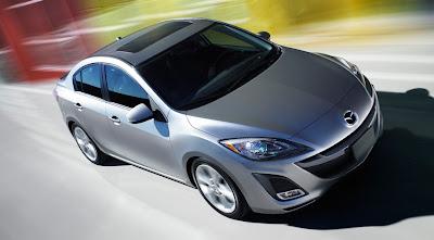 advanced suspension system Mazda3