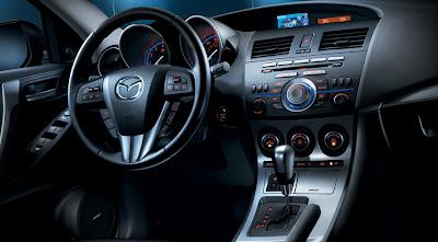 Grand Touring Interior Mazda 3