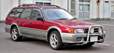 Mazda Capella Wagon V-RX Sport