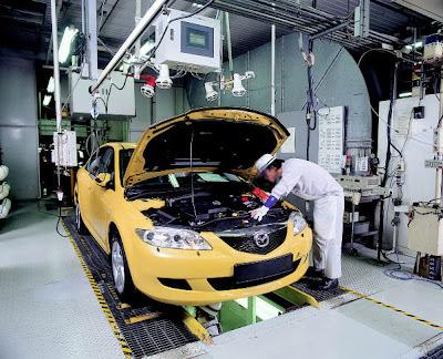 Mazda Hofu Plant