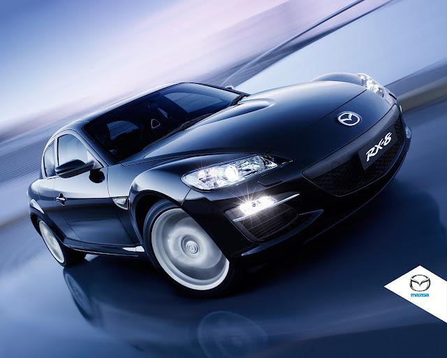 Mazda RX-8 R3 Blue Gallery