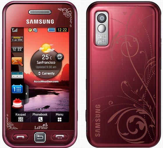 Samsung s5230 + de 5 millones - con-cafecom
