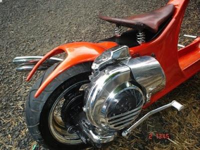 Pic Gambar Foto Motor Vespa