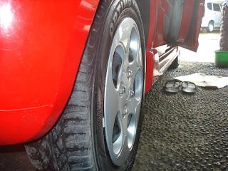 Modifikasi Kia Picanto M/T 2008 (over kredit)