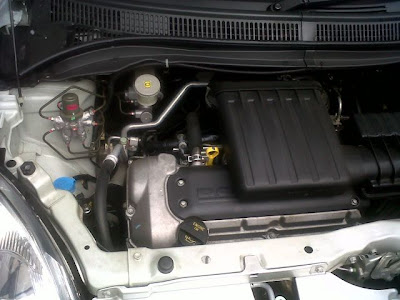 Suzuki swift 2008 Modification