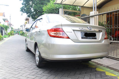 Honda City Modif