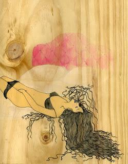 Ilustração de Eveline Tarunadjaja © House keeping