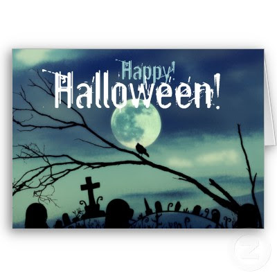 Happy Halloween Postcards ...