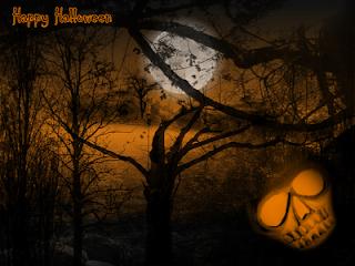 Halloween Spooky Thrills ecards
