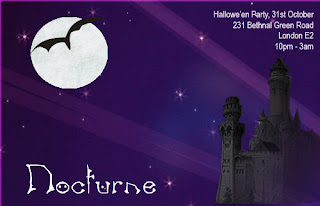 halloween business profile card
