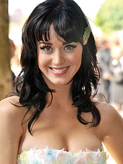 Katy Perry tops the hottest woman list
