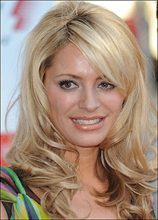 Tess Daly voted yummiest mummy of UK