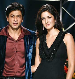 Katrina Kaif opposite Shah Rukh Khan in Yash Chopra Project