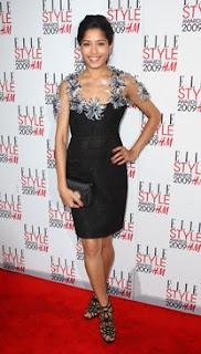 Freida Pinto-Elle Style Awards