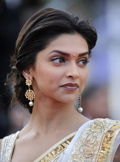 Why Deepika wore a saree at Cannes?