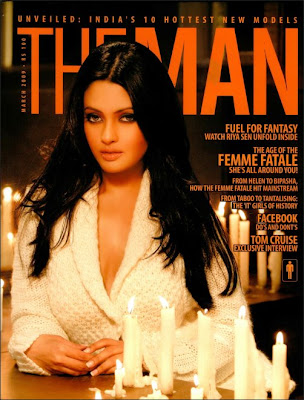 Riya Sen -The Man