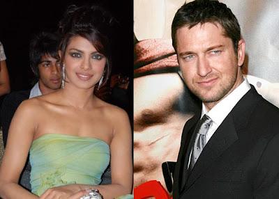 Priyanka Chopra Gerard Butler