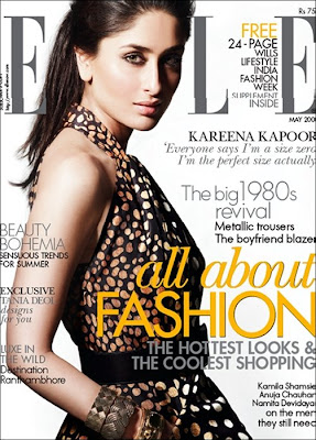 Kareena Kapoor is the cover girl of Elle