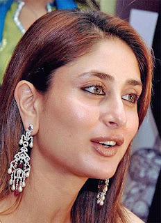 Kareena Kapoor became angry on offending query