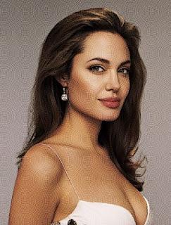 Angelina Jolie designer clothes stolen