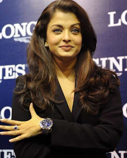 Aishwarya Rai launches Conquest Ceramic Watches