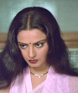 Rekha remains an Enigma at 55