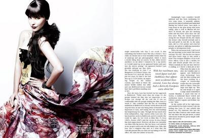 Lara Dutta graces Elle India