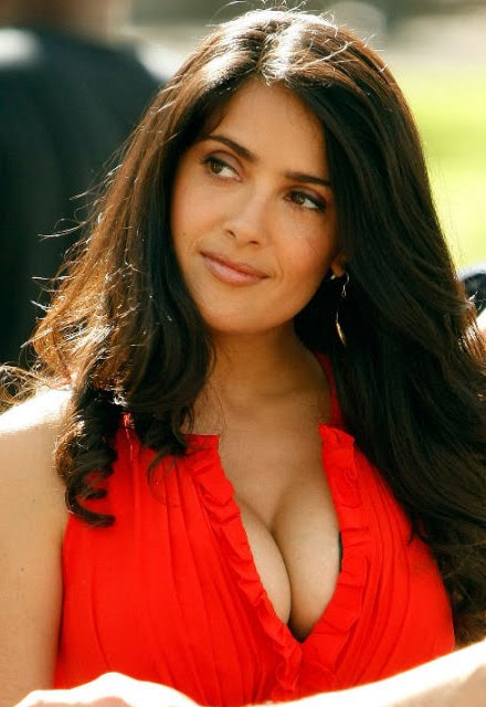 salma hayek grown ups swimsuit. Mexican actress Salma Hayek