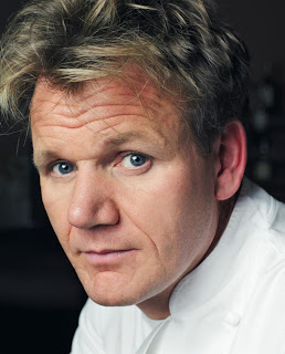 Gordon Ramsay's £30K hair transplant