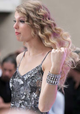 Taylor Swift Diamond Bracelet