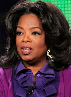 Oprah Winfrey lifting documentary movies