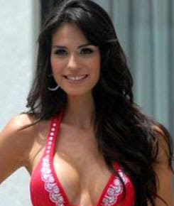 Laura Elena Zuniga Huizar – The Mexican Beauty Queen goes jail