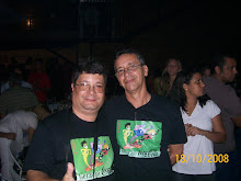 EU e o grande DJ MAGRÃO do NIGHTFEVER RÁDIOWEB