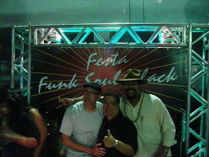 Festa Funk Soul Black