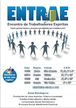 ENCONTRO DE TRABALHADORES ESPÍRITAS