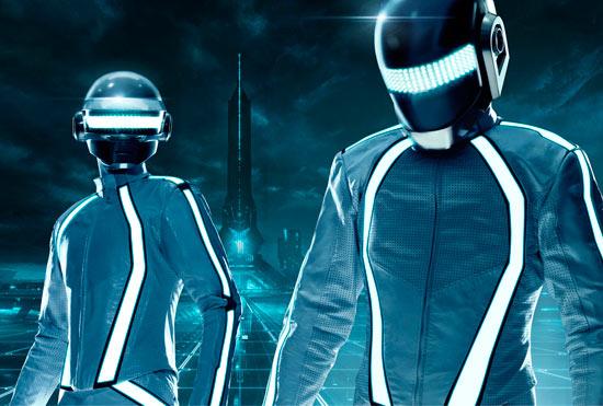 daft punk duo tron legacy wallpapers - Daft Punk Duo Tron Legacy Wallpapers HD Wallpapers