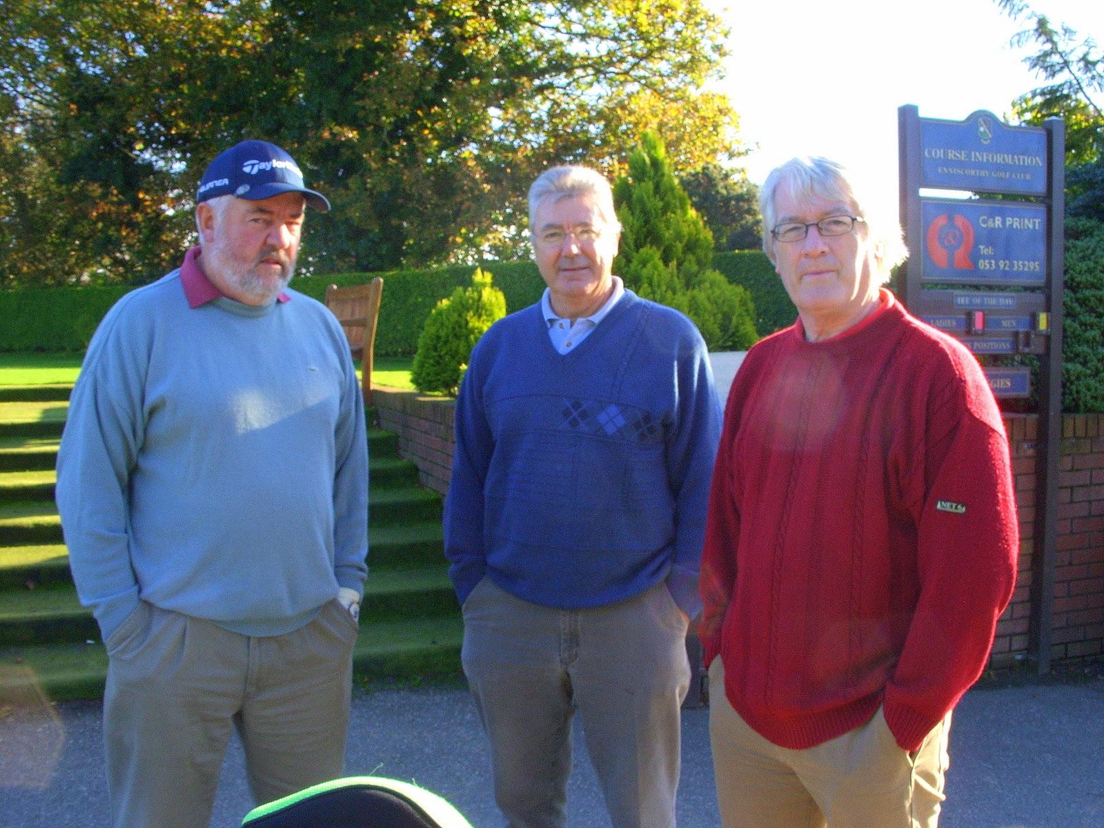 Ger Turner, John R Jordan and