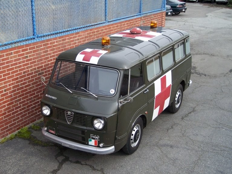 Alfa romeo f12 van for sale 11